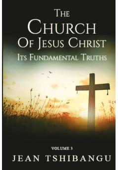 THE CHURCH OF JESUS CHRIST - Couverture de livre auto édité