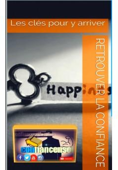 Retrouver la confiance - Couverture Ebook auto édité