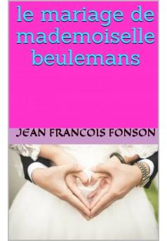 le mariage de mlle beulemans - Couverture Ebook auto édité