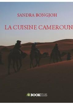LA CUISINE CAMEROUNAISE - Couverture de livre auto édité