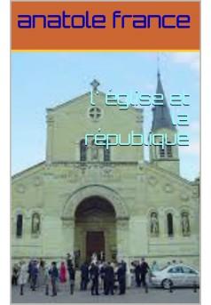 l'église et la republique - Couverture Ebook auto édité