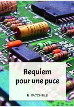 Requiem pour une puce  - Couverture de livre auto édité