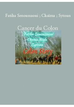 Cancer du Colon - Couverture de livre auto édité