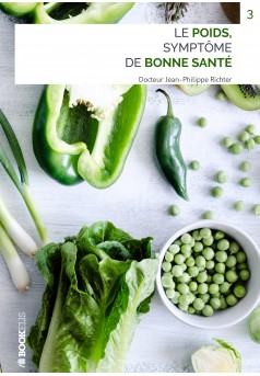 LE POIDS  SYMPTOME DE BONNE SANTE  - Couverture Ebook auto édité