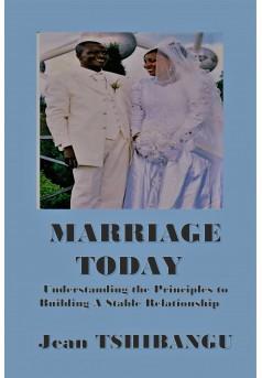 MARRIAGE TODAY - Couverture Ebook auto édité