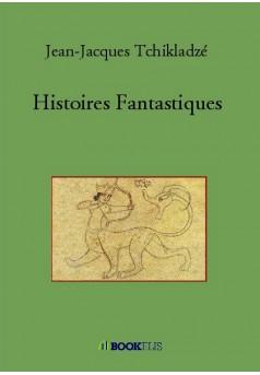 Histoires Fantastiques - Couverture de livre auto édité