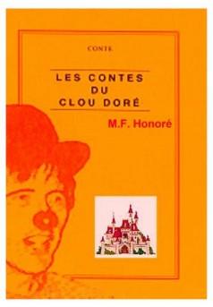 Les contes du clou doré - Couverture Ebook auto édité