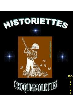 Historiettes croquignolettes - Couverture Ebook auto édité