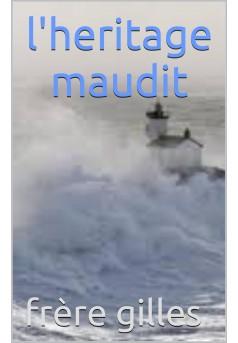 l'héritage maudit - Couverture Ebook auto édité