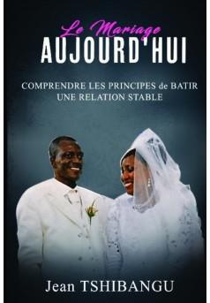 LE MARIAGE AUJOURD'HUI  - Couverture Ebook auto édité