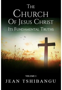 THE CHURCH OF JESUS CHRIST - Couverture Ebook auto édité