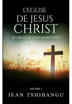 L'EGLISE DE JESUS CHRIST - Couverture Ebook auto édité