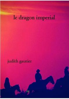 le dragon imperial - Couverture de livre auto édité