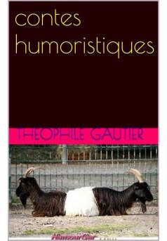 contes humoristiques - Couverture Ebook auto édité