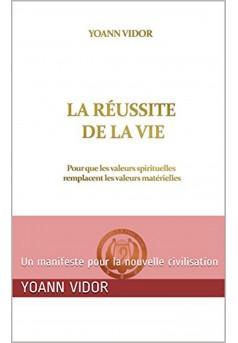LA REUSSITE DE LA VIE - Couverture Ebook auto édité