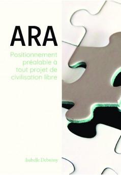 ARA - Couverture de livre auto édité