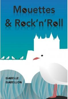 Mouettes et Rock'n'Roll - Couverture de livre auto édité