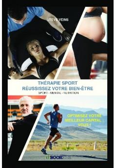 Thérapie Sport - Réussissez votre bien-être - Couverture de livre auto édité