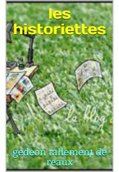 les historiettes - Couverture Ebook auto édité