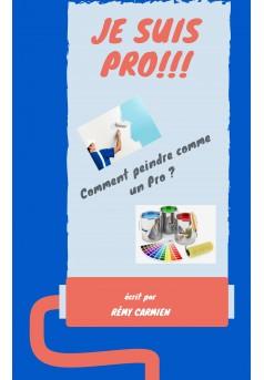 Je suis pro !!! - Couverture Ebook auto édité