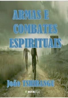 AS ARMAS DE COMBATE ESPIRITUAL - Couverture Ebook auto édité