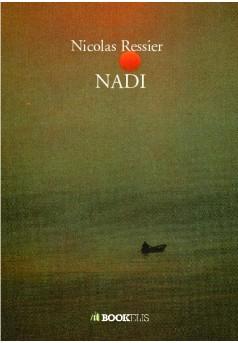 NADI - Couverture de livre auto édité