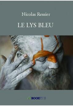 LE LYS BLEU - Couverture de livre auto édité