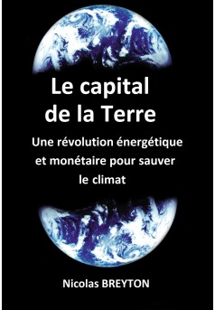 Le capital de la Terre - Couverture Ebook auto édité