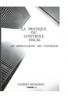 LA   PRATIQUE   DU   CONTROLE   FISCAL - Couverture Ebook auto édité
