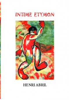 INTIME ÉTYMON - Couverture de livre auto édité