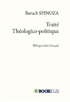 Traité Théologico-politique - Couverture de livre auto édité