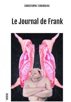 Le Journal de Frank - Couverture de livre auto édité