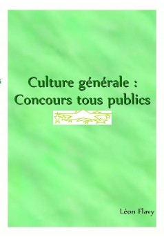 SPORT : DISSERTATION DE CULTURE GENERALE - Couverture Ebook auto édité