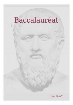 BACCALAUREAT***** - Couverture Ebook auto édité