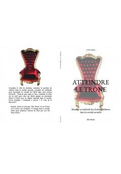 Atteindre le trône - Couverture Ebook auto édité