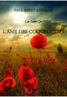 L'ÂME DES COQUELICOTS - Couverture de livre auto édité