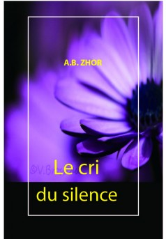 Le cri du silence - Couverture Ebook auto édité