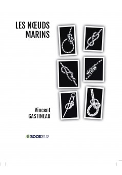 LES NŒUDS MARINS - Couverture Ebook auto édité