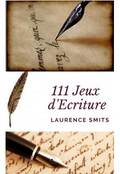 111 JEUX D'ECRITURE - Couverture Ebook auto édité
