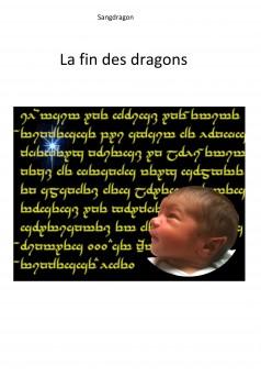 La fin des dragons - Couverture Ebook auto édité
