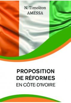 Proposition de réformes  en Côte d'Ivoire