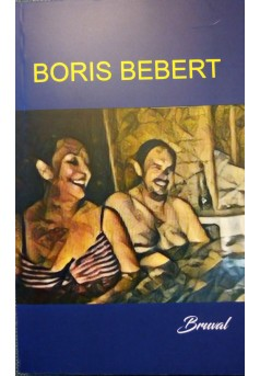 BORIS BEBERT - Couverture Ebook auto édité