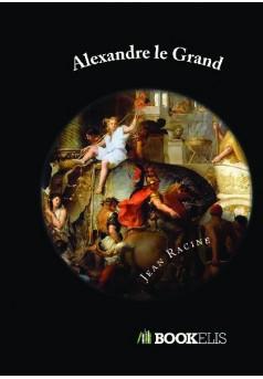 Alexandre le Grand - Couverture de livre auto édité