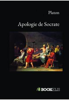 Apologie de Socrate - Couverture de livre auto édité