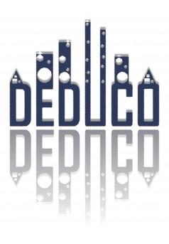 DEDUCO   Catalogue - Couverture Ebook auto édité
