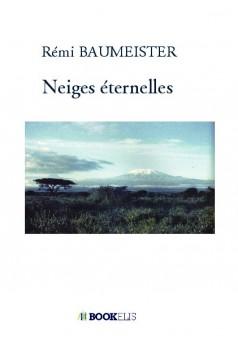 Neiges éternelles - Couverture de livre auto édité