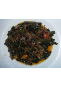 Food insects of Democratic Republic of Congo (DRC)