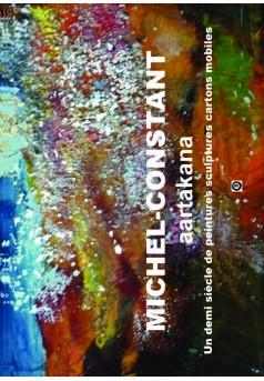 MICHEL-CONSTANT aartakana - Couverture de livre auto édité