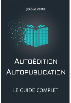 Autoédition, autopublication - Couverture Ebook auto édité
