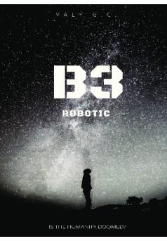 B3 Robotic - Couverture de livre auto édité